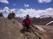 Phirtse La, Zanskar Valley, Southern Himalaya, 18,500ft, August 2004