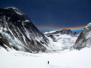 Everest and Lhotse circumzenithal arc