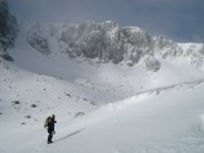 Approach to SC Gully