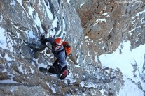 Ueli Steck...Colton-Macintyre (VI,6) Speed Record