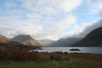Wast Water looking towards Great Gable