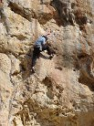 Ken on the Juggy one F5+ Cala Magraner Mallorca