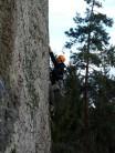 Johan Ragnarsson, Läderlappen, F6b, Korpberget