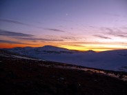 Another Cairngorm sunset.