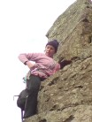 Marie Climbing