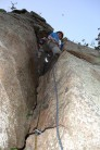Pitch 2 of Climber's Club Ordinary