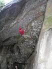 Enforcer F7b first ascent