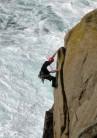 climber at sennen