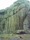 unknown route, Sheeps Tor