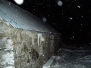 Snowy bothy