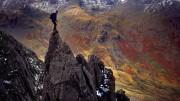 Pinnacle Ridge, St Sunday Crag, Lakes<br>© Sean Kelly