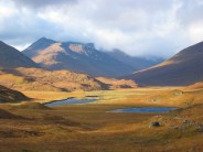 Ciste Dubh from Affric