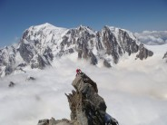 On the first summit