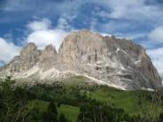 Sassolungo (Dolomites)