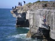 Random DWS climbers in Cave Hole