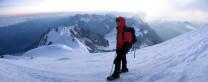 Three Monts. Mont Blanc