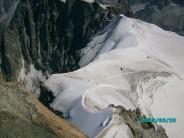 Aiguille du Midi 'Pathway'