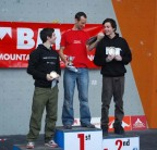 BLCC podium 2009