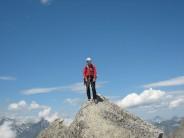 Albigna summit