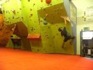 Climbing at MCC