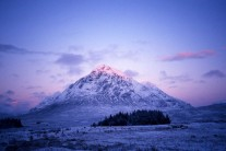 Buachaille Etive Mor from the Kingshouse