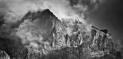 Mist & Rock, Tete D'Aval, Massif des Ecrins<br>© ChrisJD