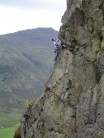 Unknown Climber on Revelation