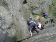 Mark Philipson on nearing the top of goliaths groove