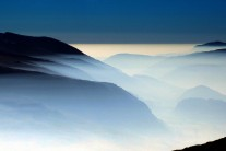Lake District Temperature Inversion