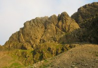 Scafell in perfect summer conditions