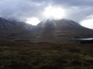 on the way to Fort William, Scotland