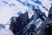 Cosmiques Arete - in a hot summer!