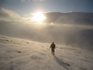 Descending from Helvellyn to Thirlmere