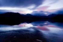 Rannoch Moor at Night
