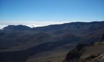 Into the volcano, LLAMFF Mountains category.  Halaeakala Crater, Maui