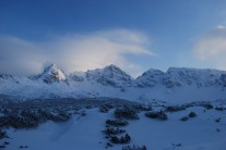 Koscielec/Swinica, Gasienicowa Dolina, Polish High Tatras.