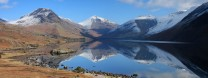 A perfect day in Wasdale