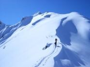 Caldenave Dolomites ski-mountaineering