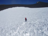 1km of Penitentes: Just what you need at 5,400m.