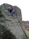 High on the Morris Boulder