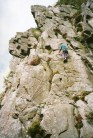 Something for the weekend ? ,Jeremy Trumper on 1st ascent