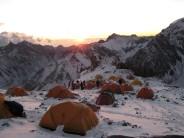 Camp 1 Aconcagua 27th December 2008