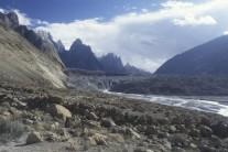 Start of Baltoro Glacier, Trango Towers & Cathedral, Karakoram