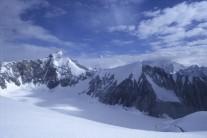 K2 from Gondogoro La, Karakoram