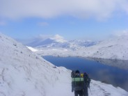 On the way back from Snowdon