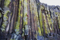 Basalt Columns in Frenchman's Coulee, WA