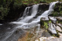 Near Blaen Caerfanell No3, (Torpantau Waterfall). Sept 2010