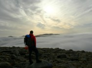 Inversion on Cairngorm Summit