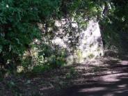 Brick Wall, VI, Tannery Bridge, Currie Wa's