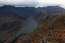 The Cuillin and Loch Coruisk from Sgurr na Stri